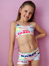preteen models Mini EPIC Dance Repeater Bra